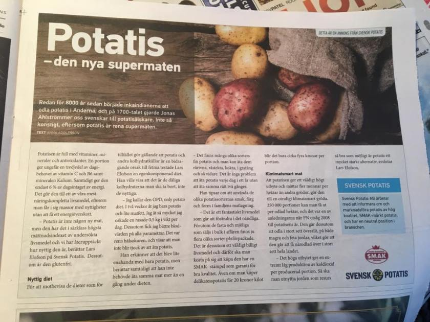 svenskpotatis