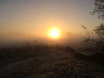 oktobermorgon