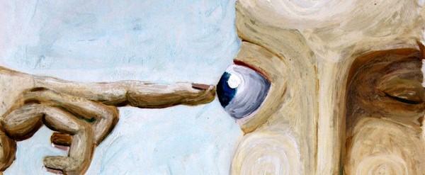 Har du stuckit fingret i ett öga någon gång? Jaghar…