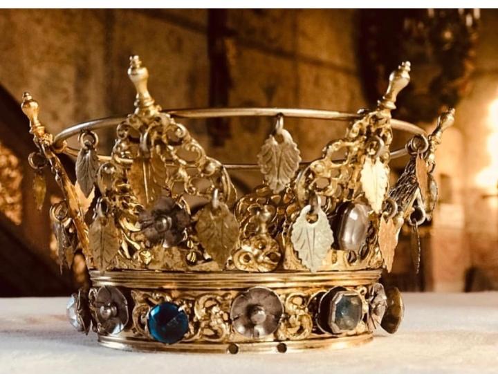 Kronan de allabar